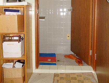 引き戸への取り替え・新設、扉の撤去 Before